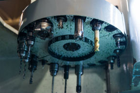 CNC Machining & Drilling